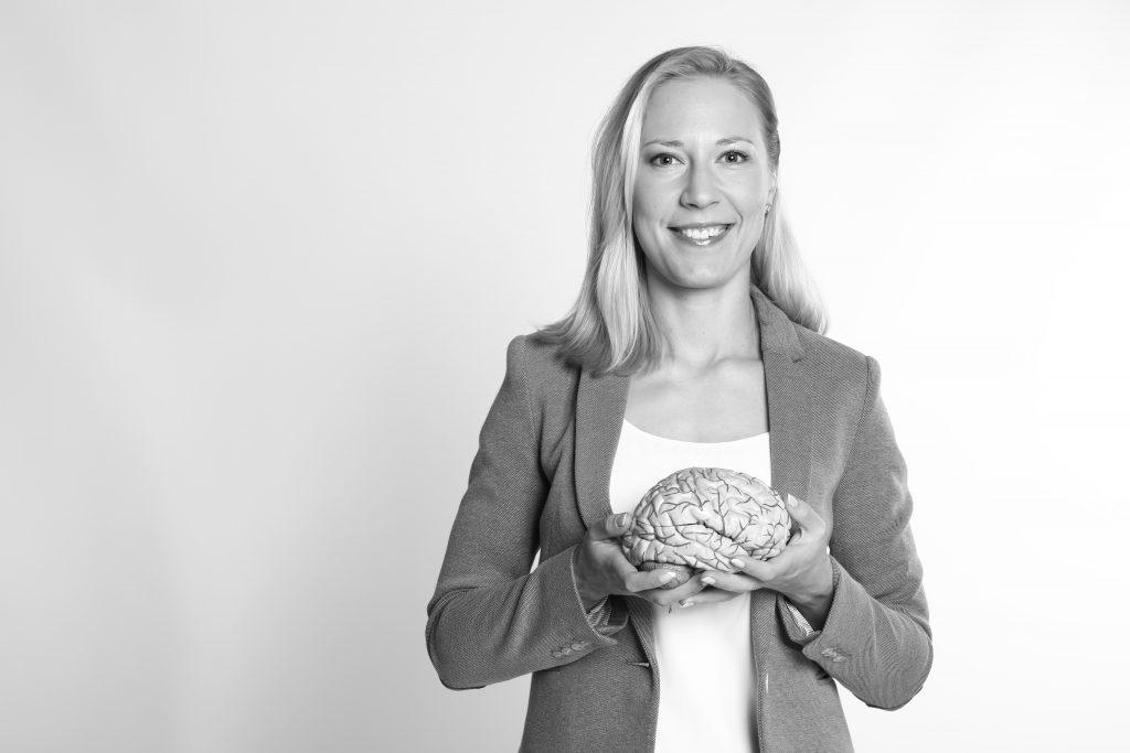 Mona Moisala - aivot, merkitys ja keskittymiskyky